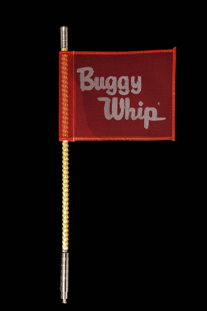 Buggy Whip - Amber LED Buggy Whip®