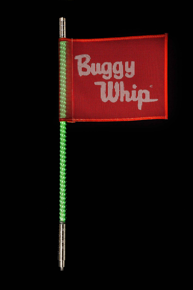 Buggy Whip - Green LED Buggy Whip®