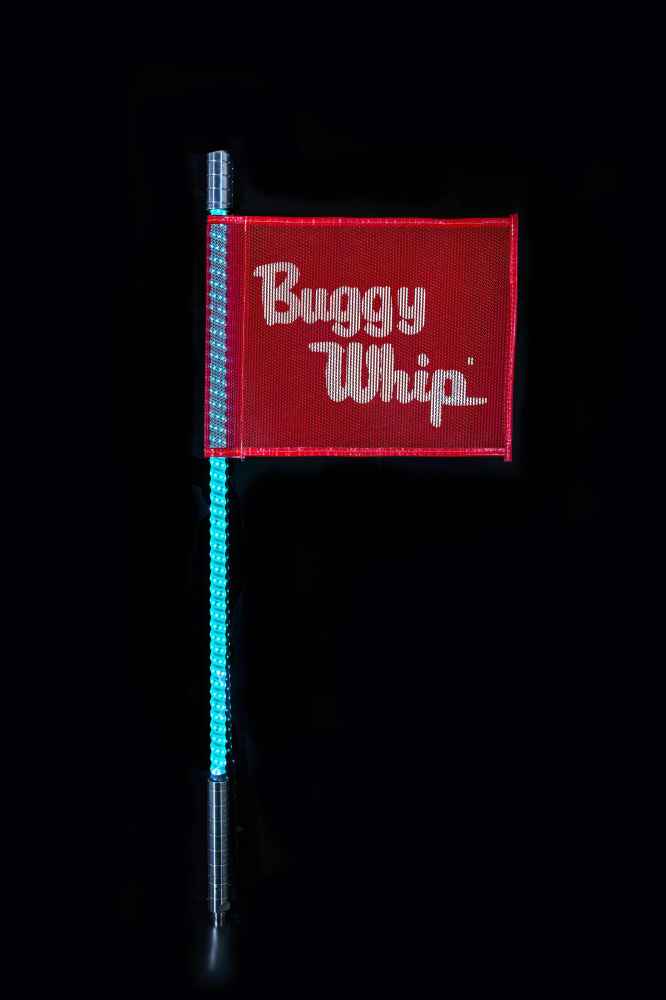 Buggy Whip - Teal LED Buggy Whip®