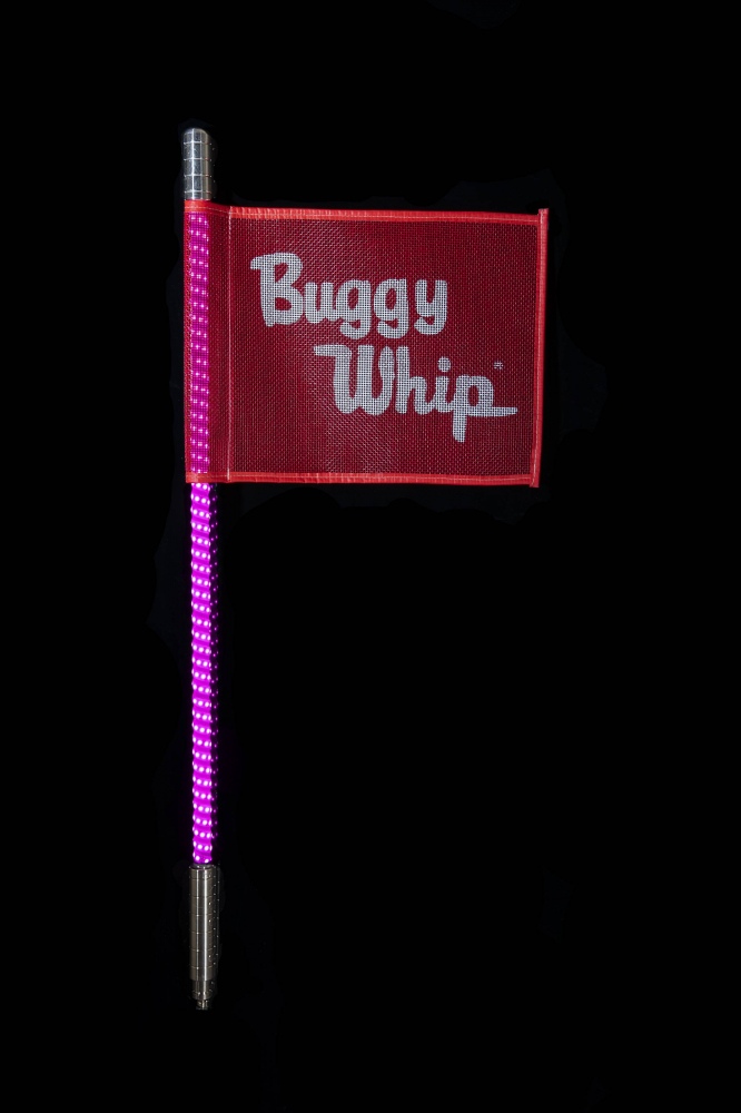 Buggy Whip - Hot Pink LED Buggy Whip®