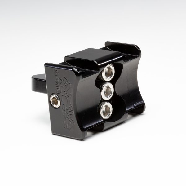 ADJUSTABLE ANGLE FLAG/WHIP MOUNT - CLAMPS  NOT INCLUDED