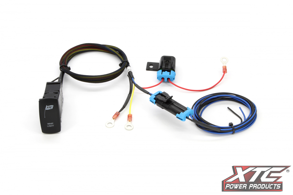 XTC Power Products - Complete Whip Switch Kit by XTC POWER PRODUCTS for Buggy Whip®