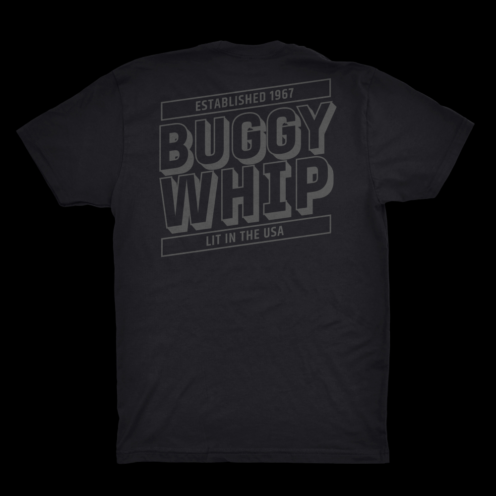 Buggy Whip - Buggy Whip® Inc. T-Shirt - STY3