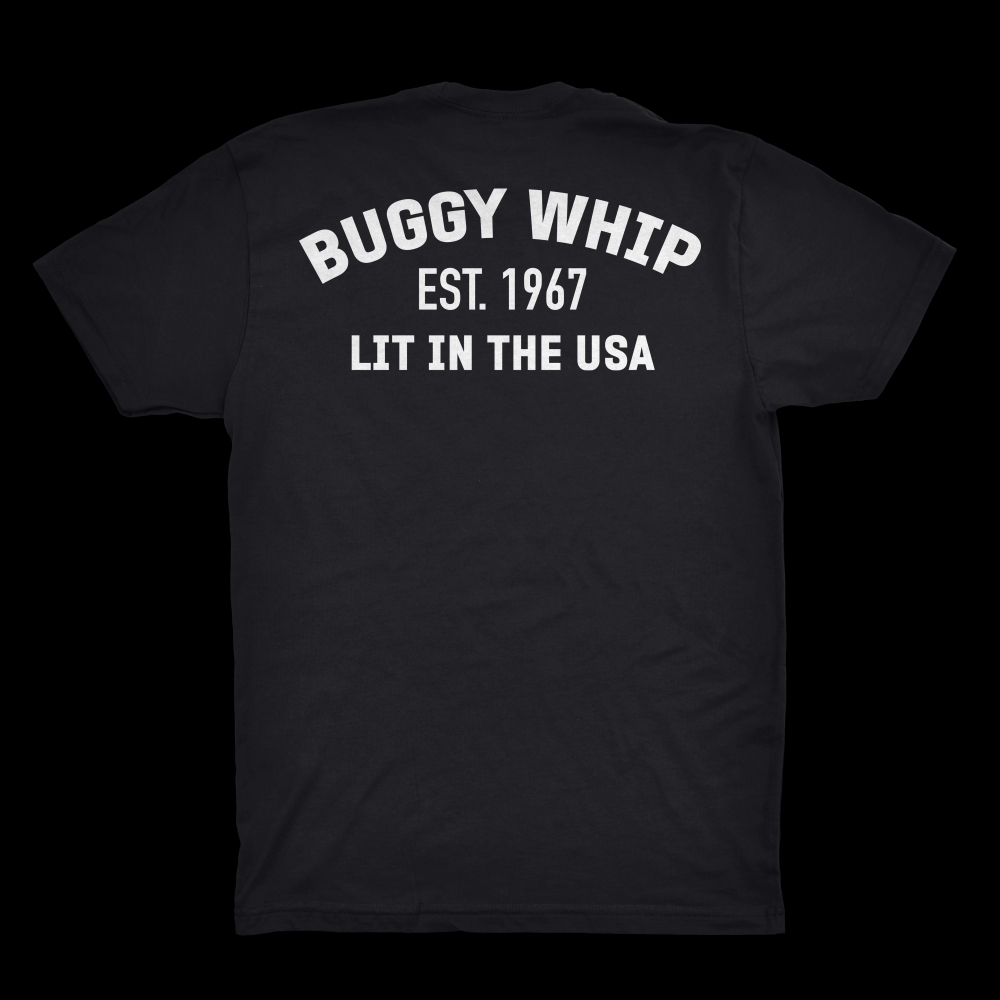Buggy Whip - Buggy Whip® Inc. T-Shirt - STY4