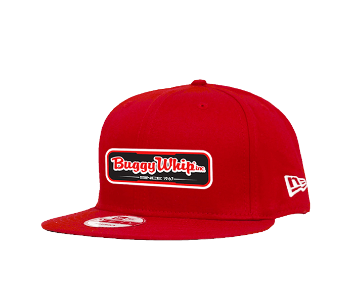 New Era Red Buggy Whip® Inc. Hat