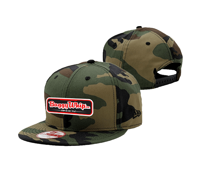 New Era Camo Buggy Whip® Inc. Hat