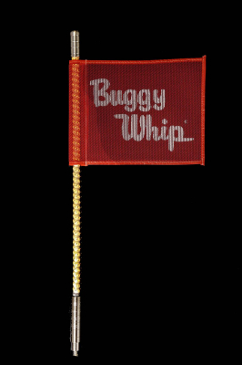 LED Whips - LED Whips With Standard Top - Buggy Whip - Amber LED Buggy Whip®
