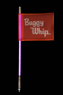 Buggy Whip - Pink LED Buggy Whip® - Image 3