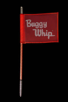 LED Whips - LED Whips With Standard Top - Buggy Whip - Red LED Buggy Whip®