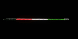 Buggy Whip - Green White & Red LED Buggy Whip® - Image 2