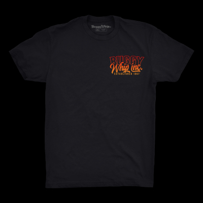 Buggy Whip - Buggy Whip® Inc. T-Shirt - STY2 - Image 2