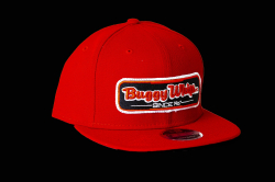 New Era® Red Buggy Whip® Inc. Hat