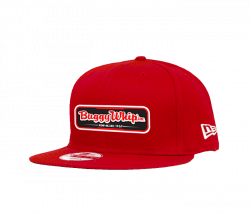 Apparel  - New Era Red Buggy Whip® Inc. Hat